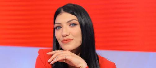 Uomini e Donne, la tronista Giovanna Abate.