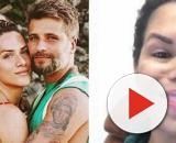 Bruno Gagliasso e Giovanna Ewbank são pais de Títi e Bless. (Reprodução/Instagram/@brunogagliasso/@daymccartty)