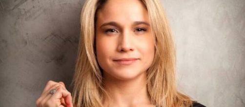 Após Zeca deixar a Globo Fernanda Gentil se torna apresentadora do 'É de Casa'. (Arquivo Blasting News)
