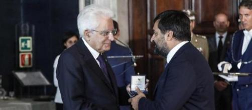 Caso Palamara: appello di Salvini a Mattarella.