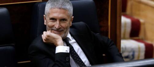 Marlaska (PSOE) cesa al número tres de la Guardia Civil.