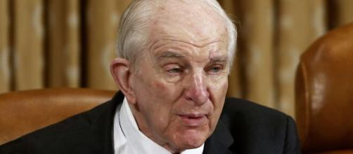 Sam Johnson dies at 89 (Image via ABCNews/Youtube)