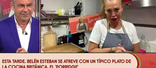 Toño Sanchís asegura que la audiencia de Sálvame baja por la sección de cocina de Belén Esteban