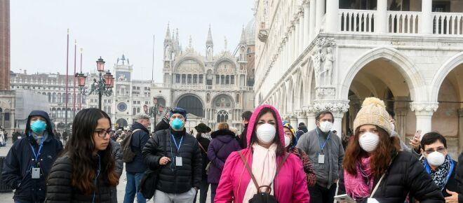 Italia sufre un repunte de contagiados y muertes por coronavirus durante su desconfinamiento