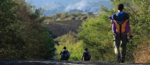 Carpineto Romano: due famiglie disperse tra le montagne.
