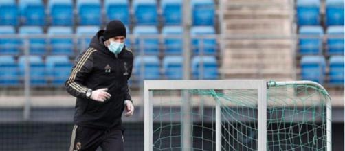 Ces joueurs qui ont été découverts par Zinedine Zidane - Photo compte Instragram Zidane