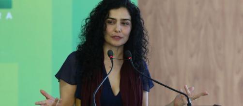 Letícia Sabatella fez parte do elenco da novela. (Arquivo Blasting News)
