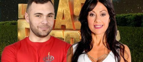 Maite Galdeano y su hijo Cristian Suescun, primeros concursantes ... - bekia.es