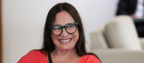 Regina Duarte fez parte do elenco da novela. (Arquivo Blasting News)
