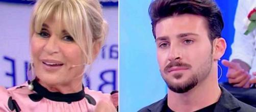 Uomini e Donne, anticipazioni 29 maggio: Gemma dubbiosa su Nicola, primi screzi tra i due.