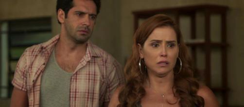 Alexia é interpretada por Deborah Secco. (Reprodução/TV Globo)