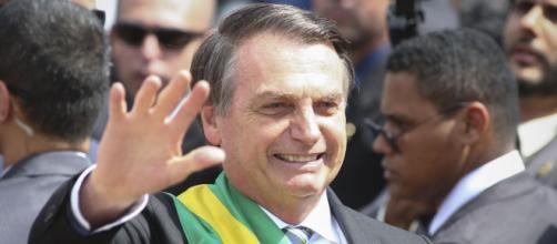 Bolsonaro lidera intenções de votos para 2022. (Arquivo Blasting News)