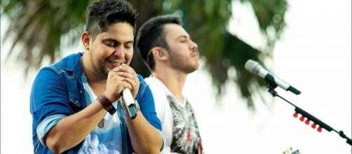 Dupla Jorge e Mateus fez live neste sábado (2). (Arquivo Blasting News)