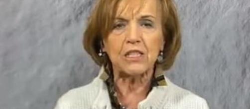 Elsa Fornero, ex Ministro del Lavoro del governo Monti.