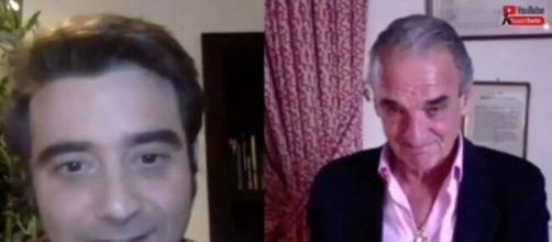 Javier Negre entrevista a Mario Conde en estado sospechoso