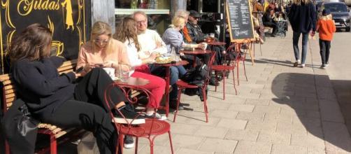 Suecia no está de acuerdo con el confinamiento para sus ciudadanos