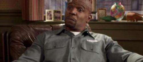 Terry Crews interpretava Julius na série. (Reprodução/CBS Television)