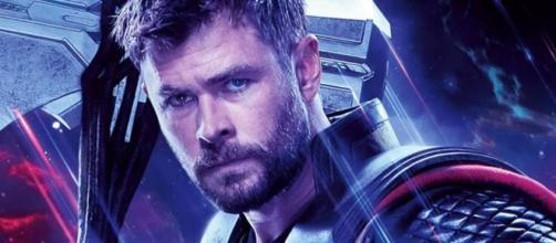 Thor é interpretado pelo ator Chris Hemsworth. (Reprodução/Marvel Studios)