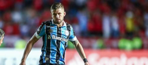 Caio Henrique deixa Grêmio após curta passagem. (Arquivo Blasting News)