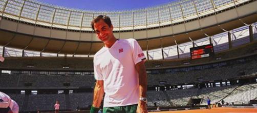 Federer plus riche sportif de 2019 (Credit : Twitter rogerfederer)