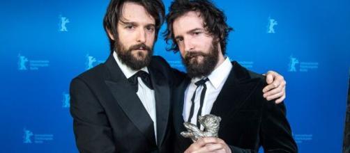 I fratelli Fabio e Damiano D'Innocenzo.