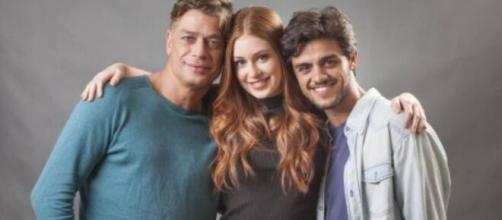 'Totalmente Demais': Eliza irá deixar Jonatas pelo concurso. (Foto: Globo).