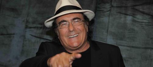 Al Bano Carrisi, cantante italiano.