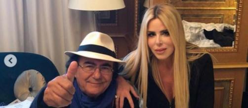 Al Bano Carrisi teme di dover vivere in futuro di sola pensione.
