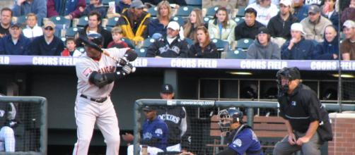 Barry Bonds is the all-time leader in home runs. [Image Source: Flickr | alought]