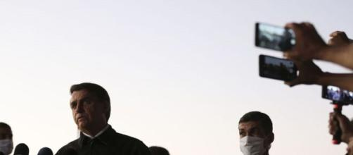 Jair Bolsonaro teria ignorado Abin sobre coronavírus. (Marcello Casal Jr.Agência Brasil)