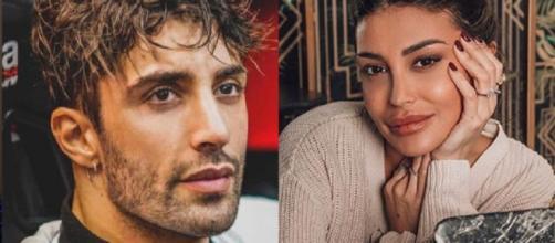 Andrea Iannone smentisce le voci di flirt con Cristina Buccino: in quarantena con un amico.