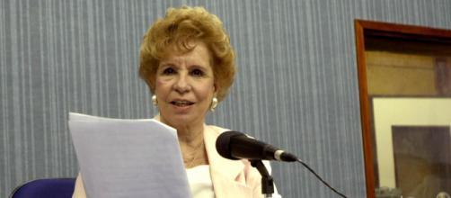 Aos 90 anos, a atriz Daysi Lúcidi, foi diagnosticada com covid-19. (Arquivo Blasting News)