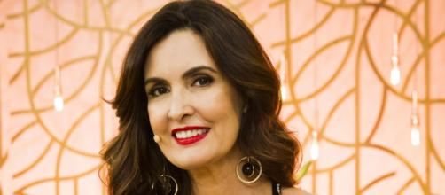 Apresentadora Fátima Bernardes opina sobre coronavírus. (Reprodução/TV Globo)