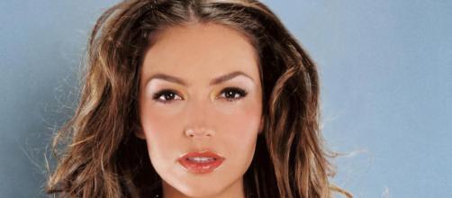 Ariadna Thalía Sodi: Atriz mexicana. (Arquivo Blasting News)