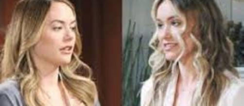 Beautiful, trama del 6 maggio: Flo vuole dire a Hope che Beth è viva.