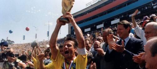 Na Copa do Mundo de 1994 o Brasil conquistou o tetra. (Divulgação/Rafael Ribeiro/CBF)