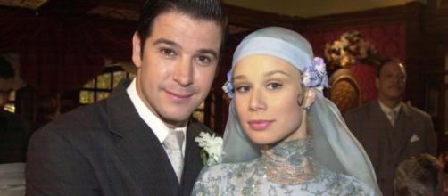 Danilo era interpretado por Murilo Benício. (Reprodução/TV Globo)