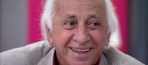 Flavio Migliaccio é encontrado morto em sítio. (Reprodução/TV Globo)