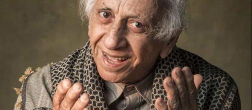 Flávio Migliaccio faleceu aos 85 anos. (Reprodução/TV Globo)