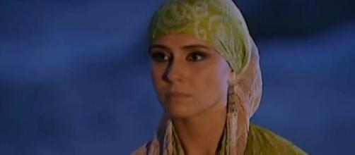 """Giovanna Antonelli interpretou Jade em """"O Clone"""". (Reprodução/TV Globo)"""