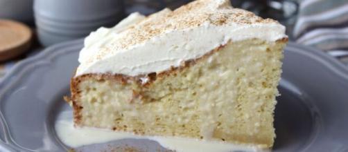 La tarta tres leches es ideal para compartir en el Día de las Madres