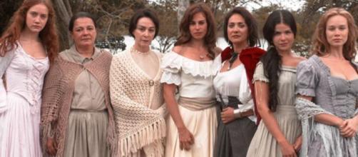 Mariana Ximenes, fez parte de um grupo de grandes atores que participaram da trama. (Reprodução/TV Globo)