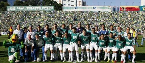 Palmeiras faturou o Campeonato Paulista de 2008. (Arquivo Blasting News)