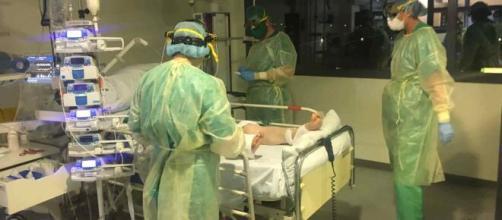 Raquel tardó en atenderse por covid y tuvo un infarto cerebral. / lasillarota.com
