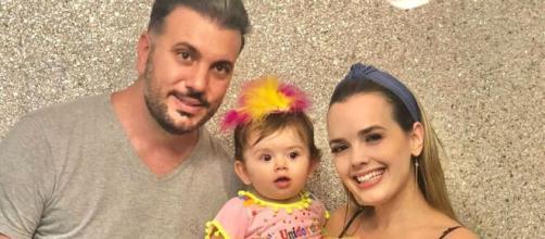 Thaeme fala sobre situação envolvendo Eduardo Costa e sua filha. Foto: Arquivo Blasting News