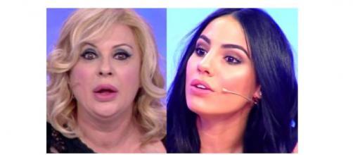 Tina Cipollari sulla pace tra la De Lellis e Damante: 'Le corna stanno bene soprattutto su Giulia'.