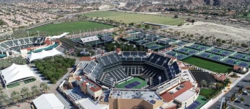 US Open could move to Indian Wells this year [Image via CBSSports/Youtube]