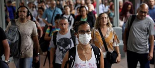 Uso de máscaras será obrigatório no estado de São Paulo. (Arquivo Blasting News)