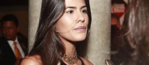 Antônia Morais e Paulo Dalagnoli começaram a namorar durante a quarentena, diz jornalista. (Arquivo Blasting News)