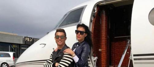 Cristiano Ronaldo: à l'intérieur de son incroyable jet privé à 20 millions d'euros. Crédit: Instagram @cristiano